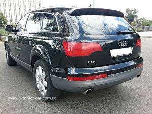 Аренда Audi VIP авто в Харькове