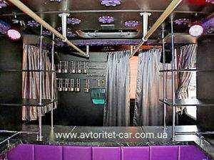 Стриптиз без посредников Party Bus Voyage Харьков
