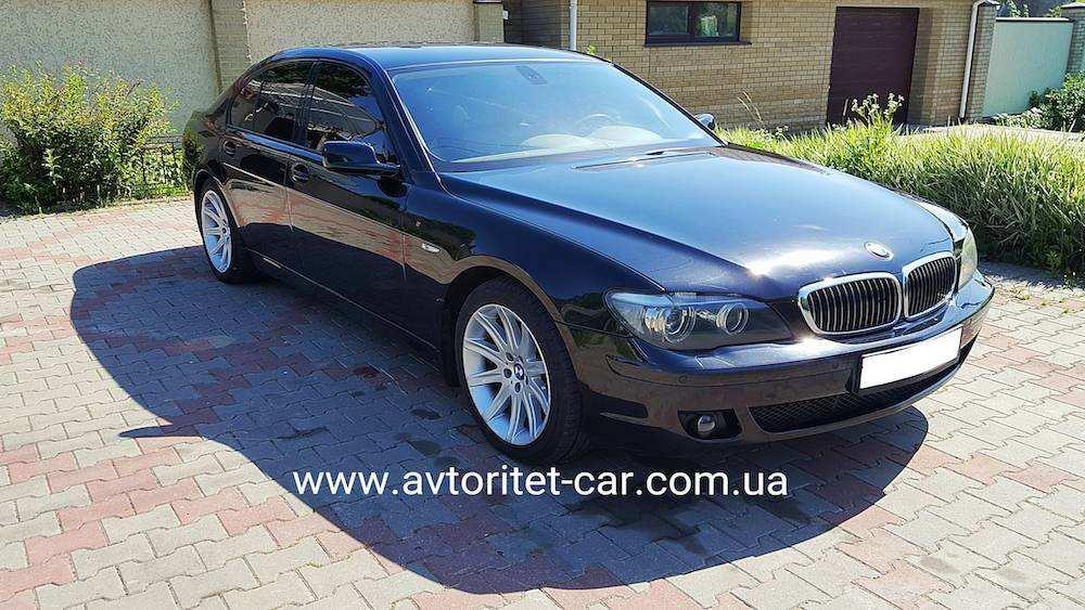 BMW740E6501