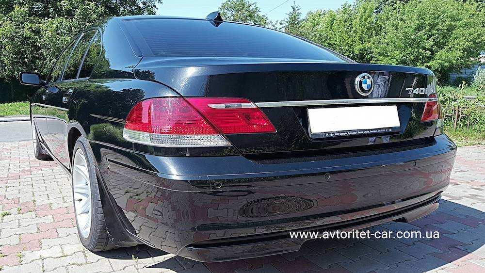 BMW740E6502