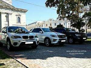 Прокат БМВ Харьков