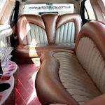Аренда лимузина Мерседес недорого от 500 грн в Харькове