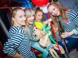 Девичник в Party Bus Voyage Харьков