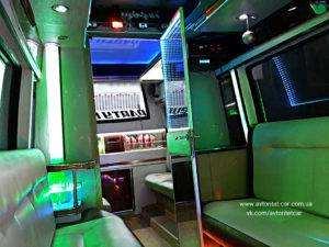 Фотограф на день рождения в Party Bus Voyage Харьков