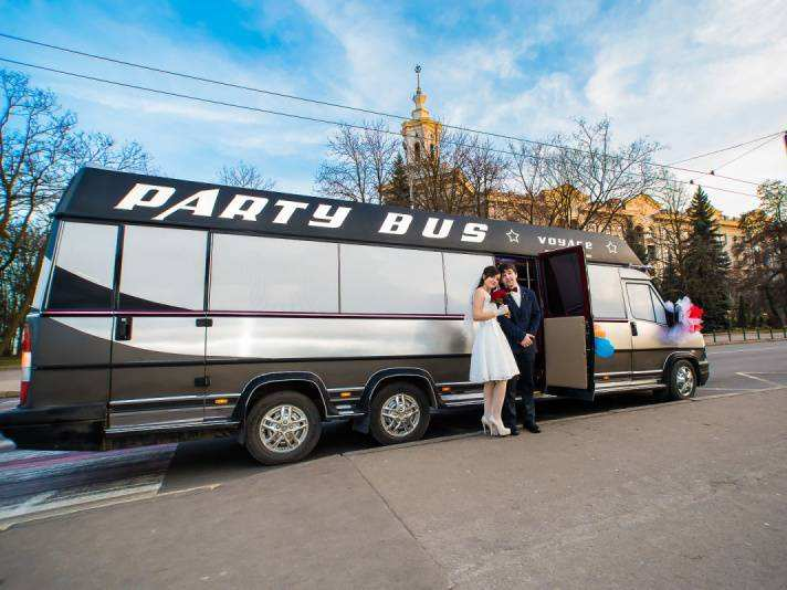 Party Bus Voyage Харьков