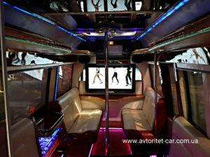 Программа Party Bus Voyage Харьков