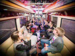 Аренда Party Bus Voyage в Харькове