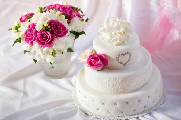 Торты на свадьбу в Харькове