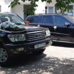 Аренда авто с водителем на свадьбу в Харькове