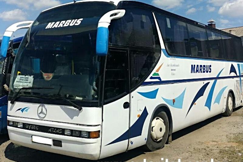 Перевозки автобусами класса LUX