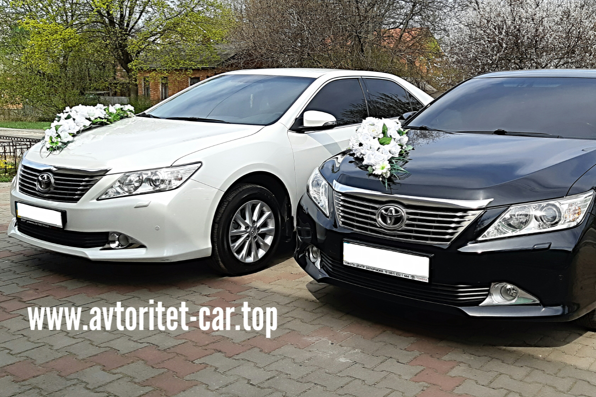 Прокат Toyota Camry 50 в Харькове