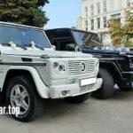 Прокат мерседеса Гелентвагена G класс в Харькове