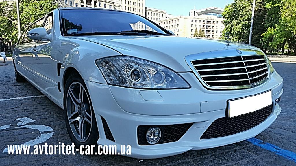 Аренда лимузина недорого от 500 грн в Харькове