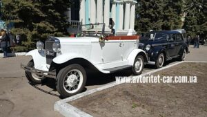 Аренда ретро авто Харьков
