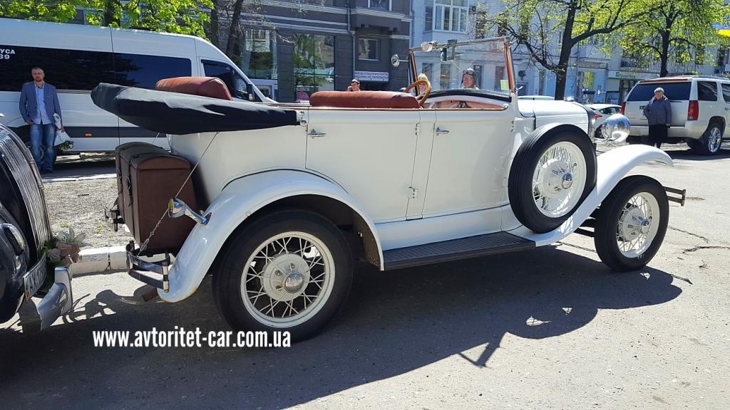 Ретроавтомобиль Ford A (004)