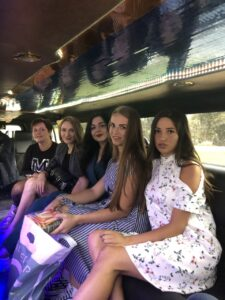Аренда лимузина класса LUX в Харькове
