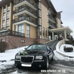 Прокат Chrysler 300C