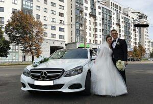 Прокат мерседеса на свадьбу в Харькове