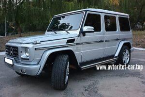 Mercedes-Benz G-Класс в Харькове