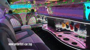 Аренда Limuzin Chrysler 300 C в Харькове