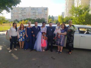 Аренда лимузина в Харькове