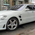 Аренда недорого лимузина в Харькове на свадьбу